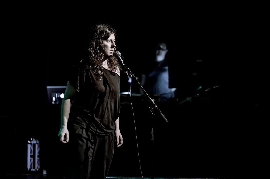 Alma Kirlic. Foto: Patrik Petroff
